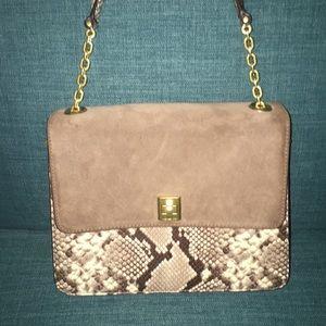 Snake Skin Michael Kors Bag